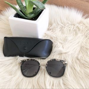 DIFF Eyewear • Zoey Polarized Sunglasses